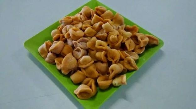 Capeletti de Legumes