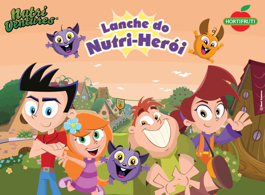 Lanche Nutri-Herói